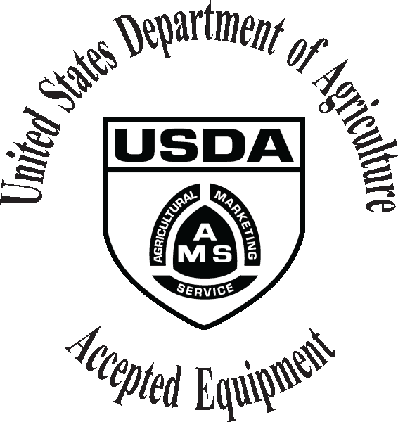USDA AMS Accepted Equipment Logo