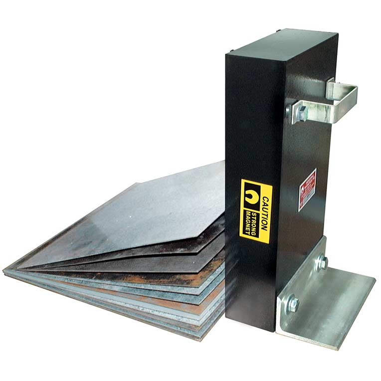 Permanent Magnetic Sheet Fanners