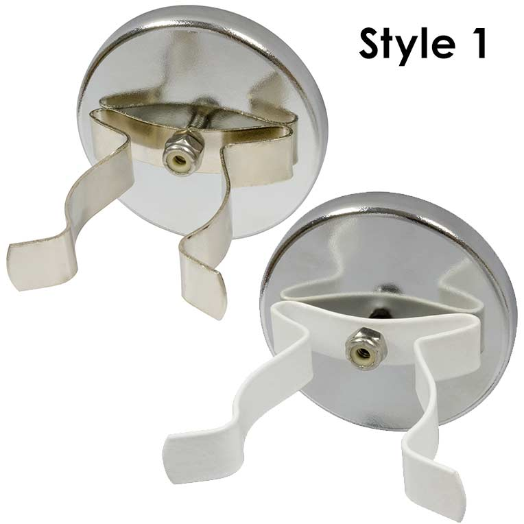 Cup Magnets With Clamps and Holders
