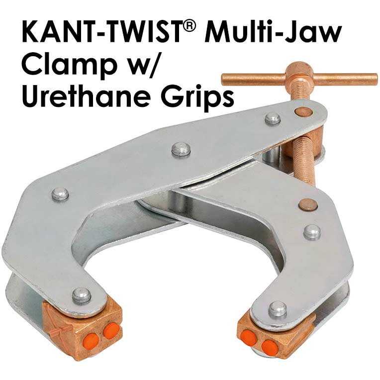 KANT-TWIST® Multiiple Jaw Clamp