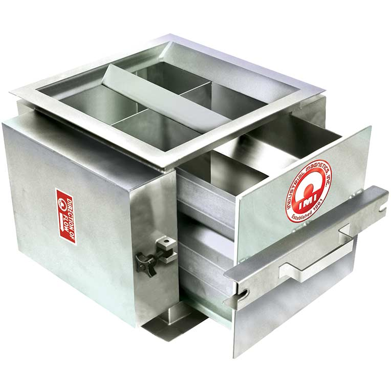 Extractor & Split-Flow Magnet
