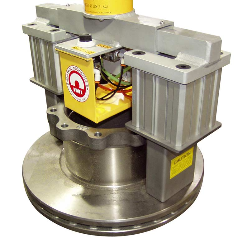 Transporter® Cylinder Actuated Magnets Image 8