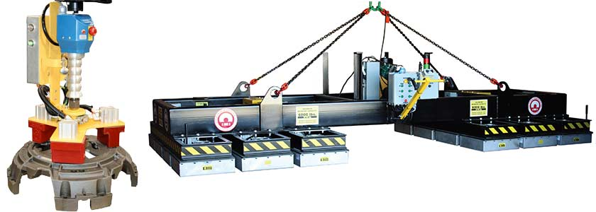 Automation Magnetic Lift Assist Systems