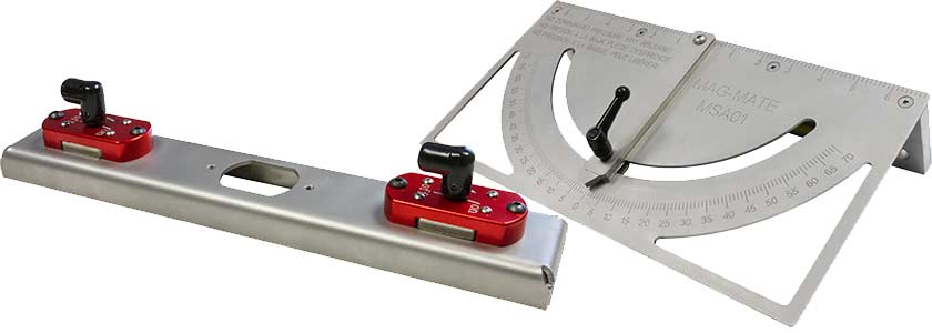 Mag-Mate Magnetic Squaring Tools