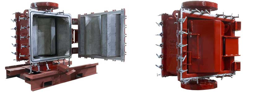 Tramp Metal Oil Field magnetic separators