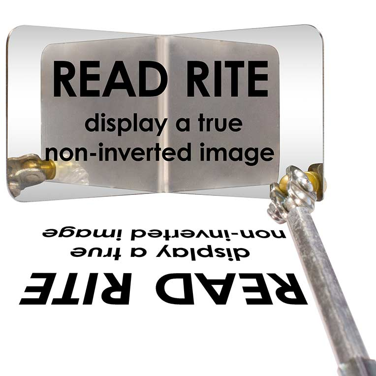Read Rite™ Inspection Mirror Image 2