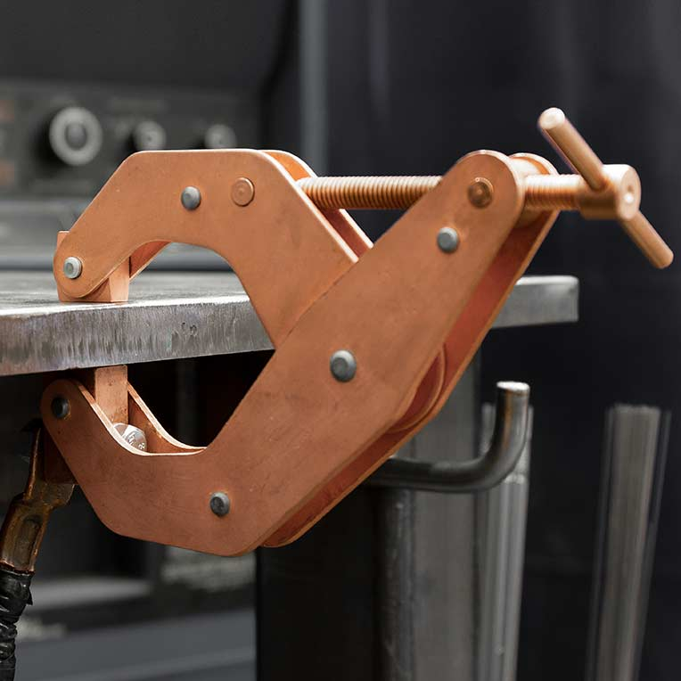 KANT-TWIST® Welding Ground Clamp Image 5
