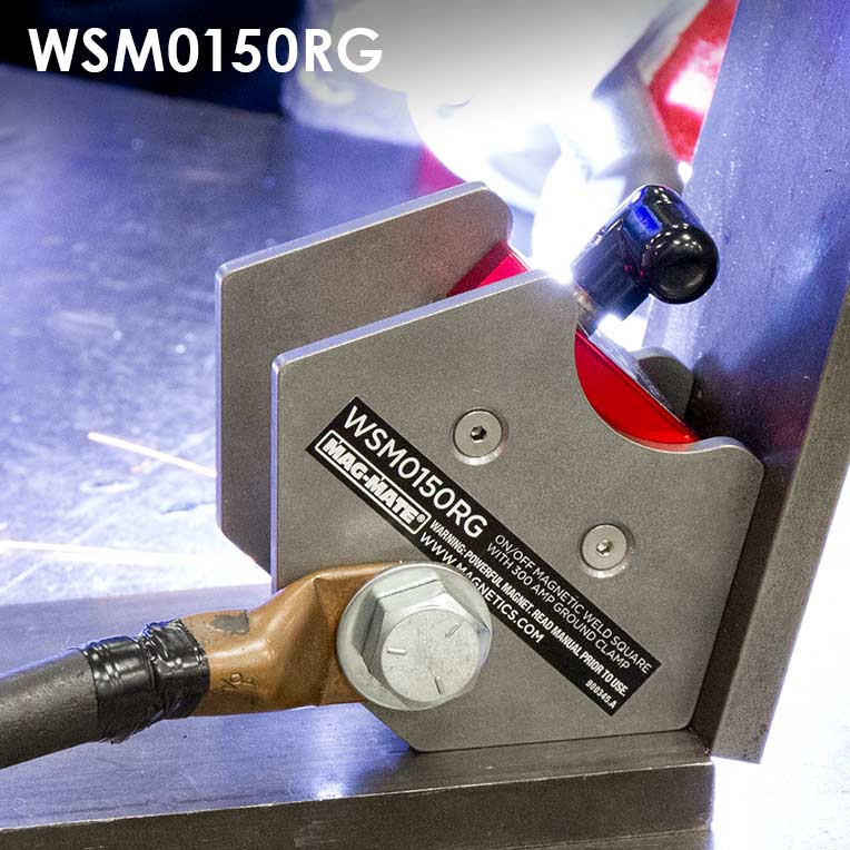 Magnetic Welding Grounds Image 8