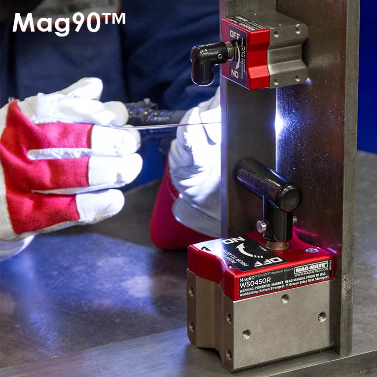 Magnetic Welding Squares Image 10
