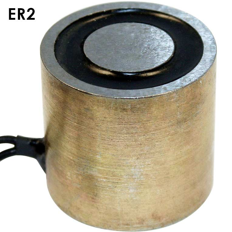Industrial Magnetics Inc Round Electromagnet