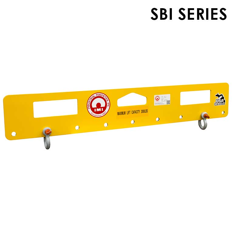 Industrial Magnetics Inc Spreader Beams