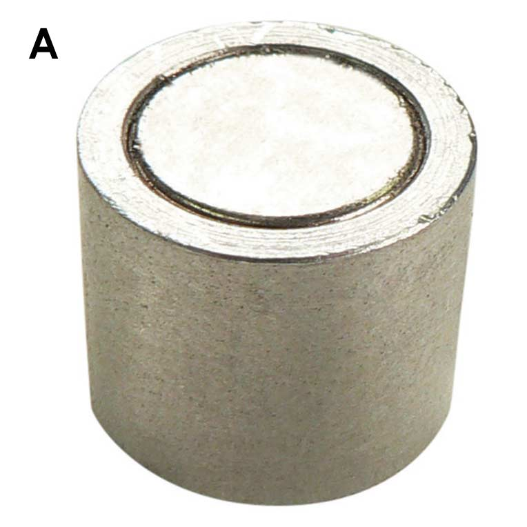 Cylindrical Magnet Assemblies Image 1