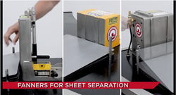 Industrial Magnetics Releases Video on Magnetic Sheet Fanner Product Line