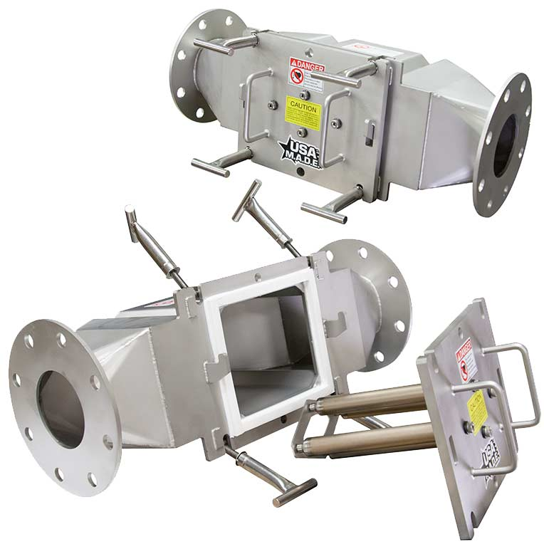 Pneumatic Line Housing Image 4